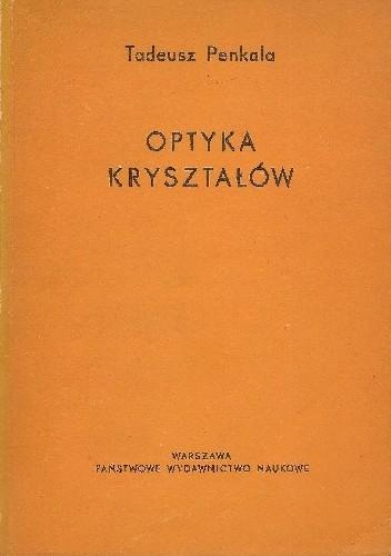 Okładka książki Optyka kryształów
