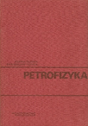 Okładka książki Petrofizyka