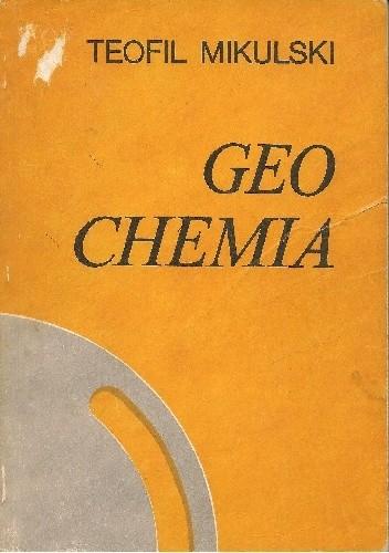 Okładka książki Geochemia