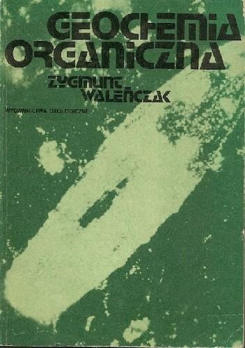 Okładka książki Geochemia organiczna
