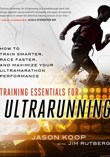 Okładka książki Training Essentials for Ultrarunning