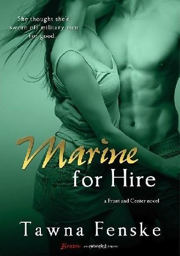 Okładka książki Marine for Hire