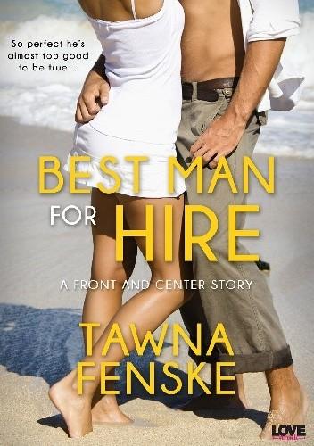 Okładka książki Best Man for Hire
