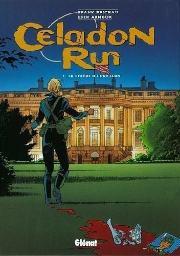 Okładka książki Celadon Run 2. Gniew motyla