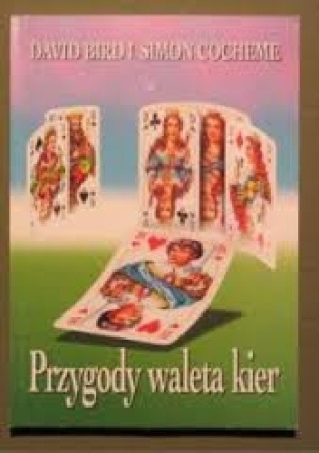 Okładka książki Przygody waleta kier