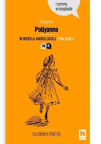 Okładka książki Pollyanna. Czytamy w oryginale