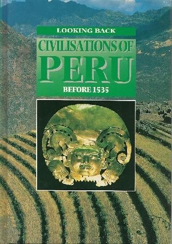 Okładka książki Civilizations of Peru before 1535