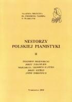 Nestorzy polskiej pianistyki II