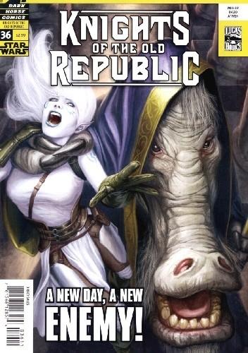 Okładka książki Star Wars: Knights of the Old Republic #36