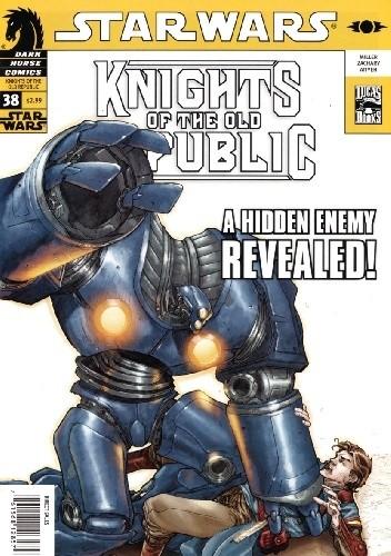 Okładka książki Star Wars: Knights of the Old Republic #38