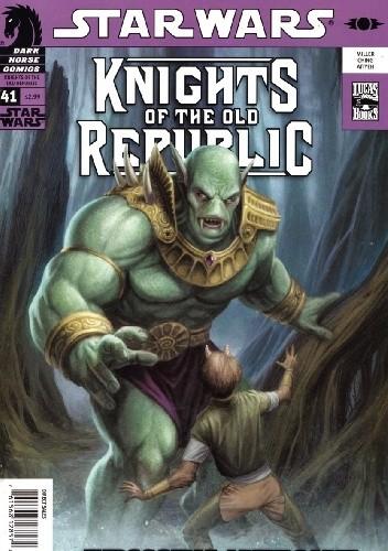 Okładka książki Star Wars: Knights of the Old Republic #41