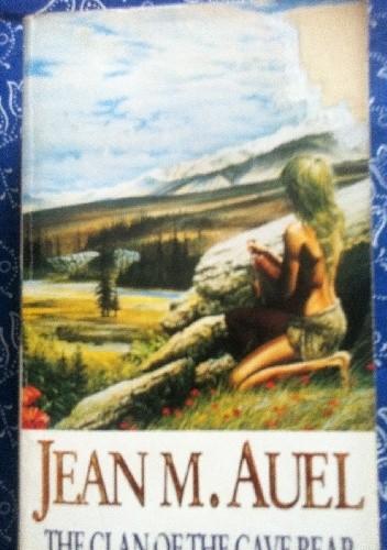 Okładka książki The Clan of the Cave Bear