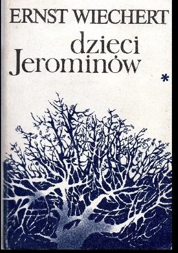 Okładka książki Dzieci Jerominów