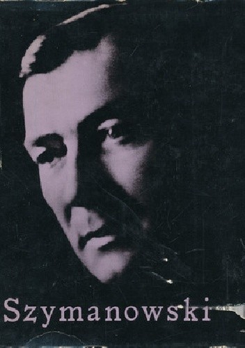 Okładka książki Szymanowski