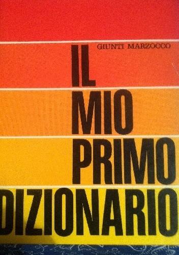 Okładka książki Il mio primo dizionario