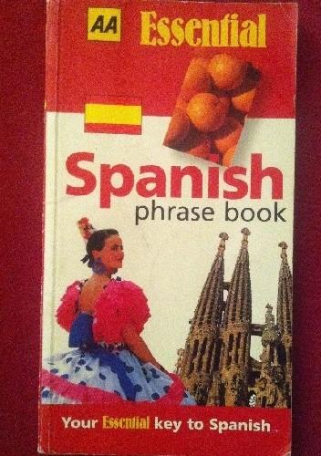 Okładka książki Spanish Phrase Book