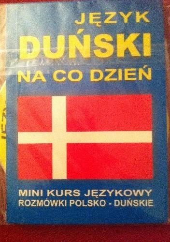Okładka książki Język duński na codzień