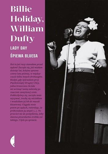 Okładka książki Lady Day śpiewa bluesa