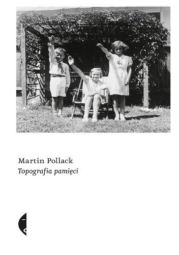 Okładka książki Topografia pamięci