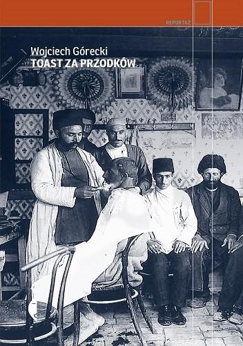 Okładka książki Toast za przodków