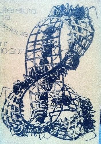 Okładka książki Literatura na świecie: nr 10 1988 (207) Susan Sontag Joseph McElroy Douglas R Hofstadter