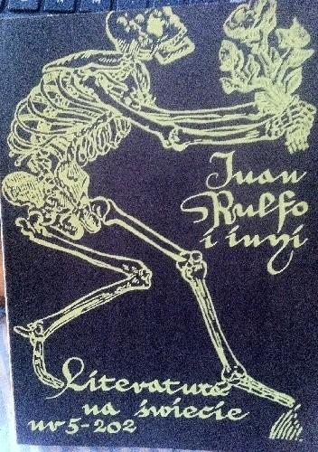 Okładka książki Literatura na świecie nr 5 1988 (202) Juan Ruffo i inni