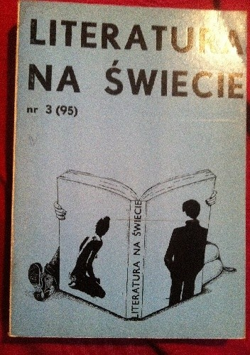 Okładka książki Literatura na świecie nr 3 1979 (95)