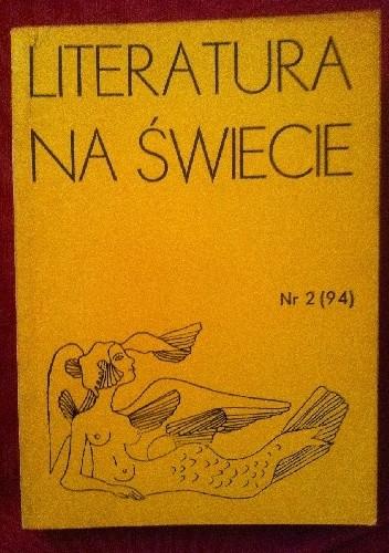 Okładka książki Literatura na świecie nr 2/1979 (94) Kuba