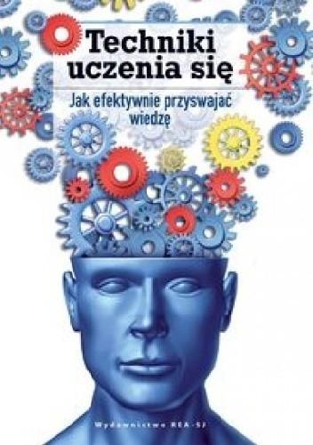 Okładka książki Techniki uczenia się.
