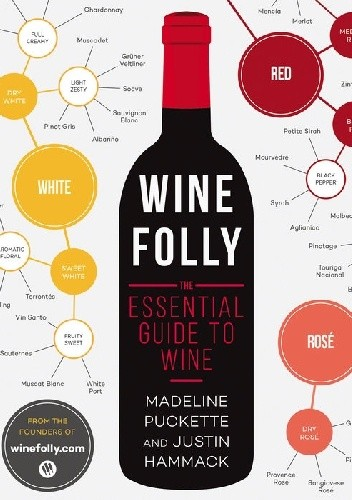 Okładka książki Wine Folly: The Essential Guide to Wine