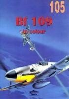 Messerschmitt Bf-109 in colour