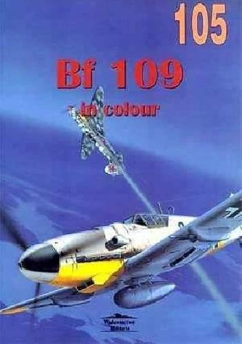 Okładka książki Messerschmitt Bf-109 in colour