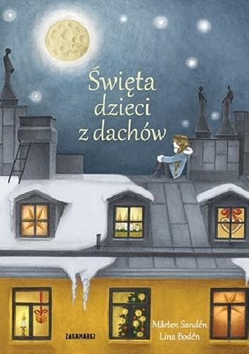 Okładka książki Święta dzieci z dachów