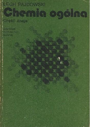 Okładka książki Chemia ogólna. Część druga