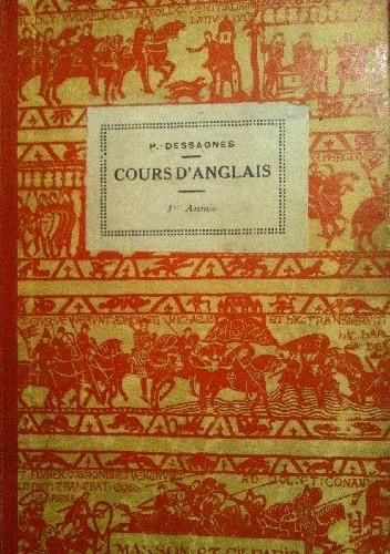 Okładka książki Cours d`Anglais