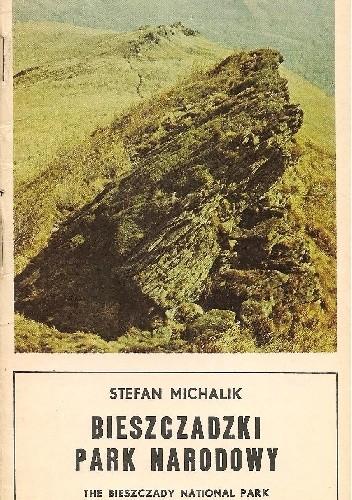 Okładka książki Bieszczadzki Park Narodowy