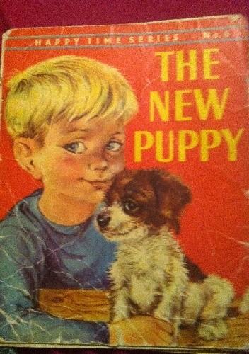 Okładka książki The New Puppy