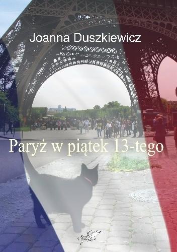 Okładka książki Paryż w piątek 13-tego