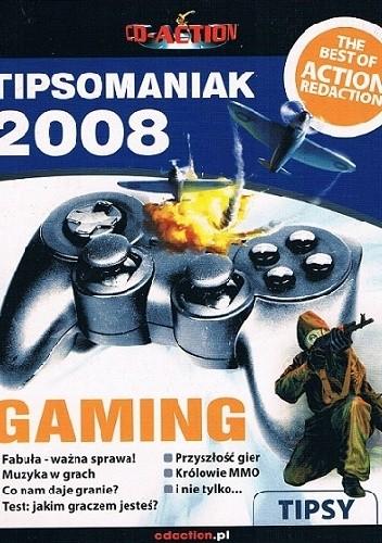Okładka książki Tipsomaniak 2008