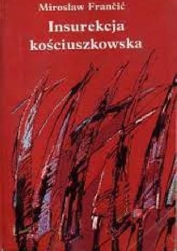 Okładka książki Insurekcja kościuszkowska