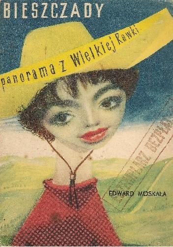 Okładka książki Bieszczady. Panorama z Wielkiej Rawki