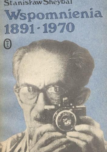 Okładka książki Wspomnienia 1891-1970