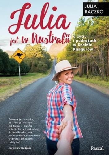 Okładka książki Julia jest w Australii