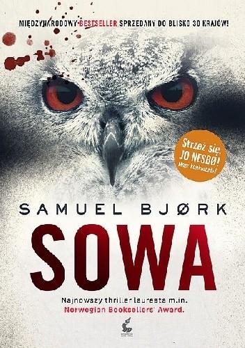 Okładka książki Sowa