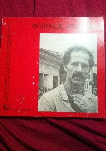 Okładka książki Werner Herzog