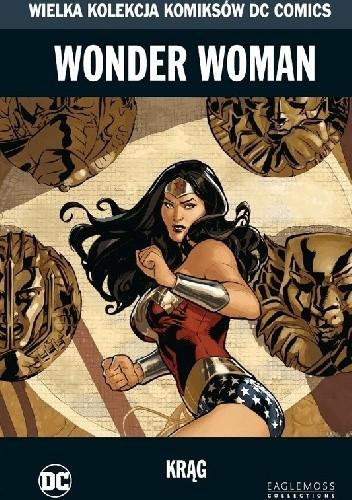 Okładka książki Wonder Woman: Krąg