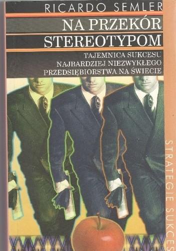 Okładka książki Na przekór stereotypom