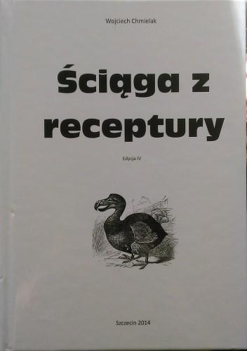 Okładka książki Ściąga z receptury