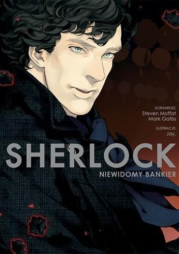 Okładka książki Sherlock: Niewidomy bankier