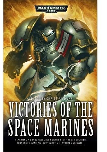 Okładka książki Victories of the Space Marines
